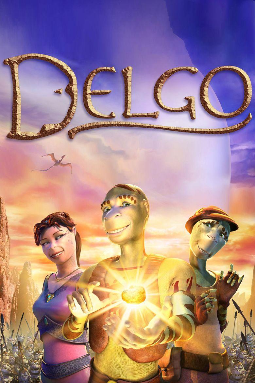 Delgo (film) movie poster