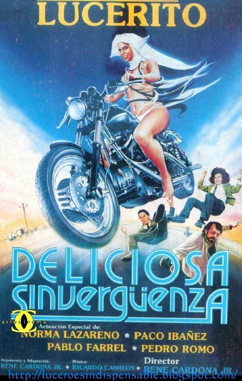 Deliciosa Sinverguenza movie poster