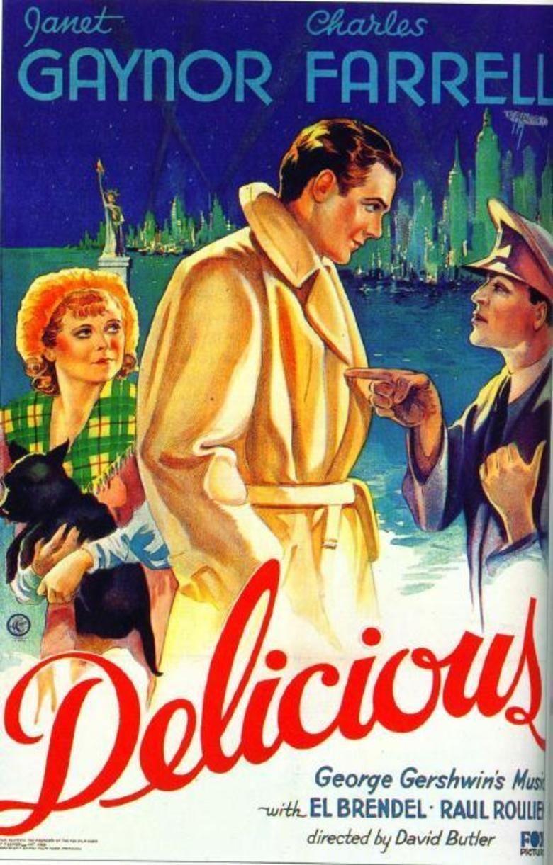 Delicious (film) movie poster