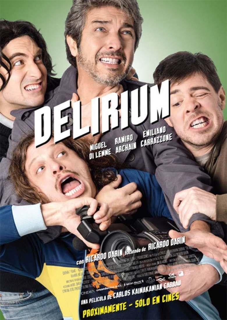 Delirium (2014 film) movie poster