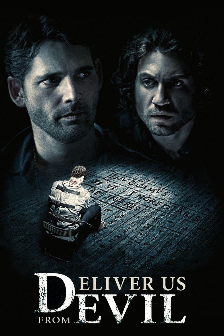 Deliver Us from Evil (2014 film) movie poster