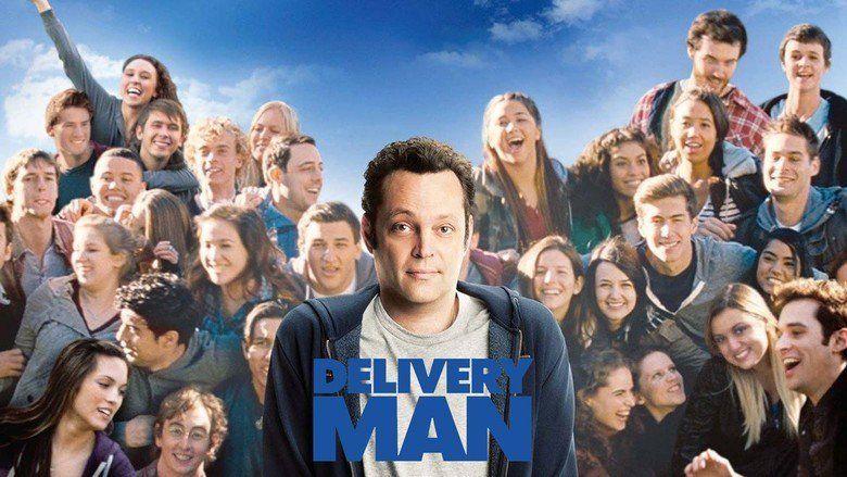Delivery Man (film) movie scenes