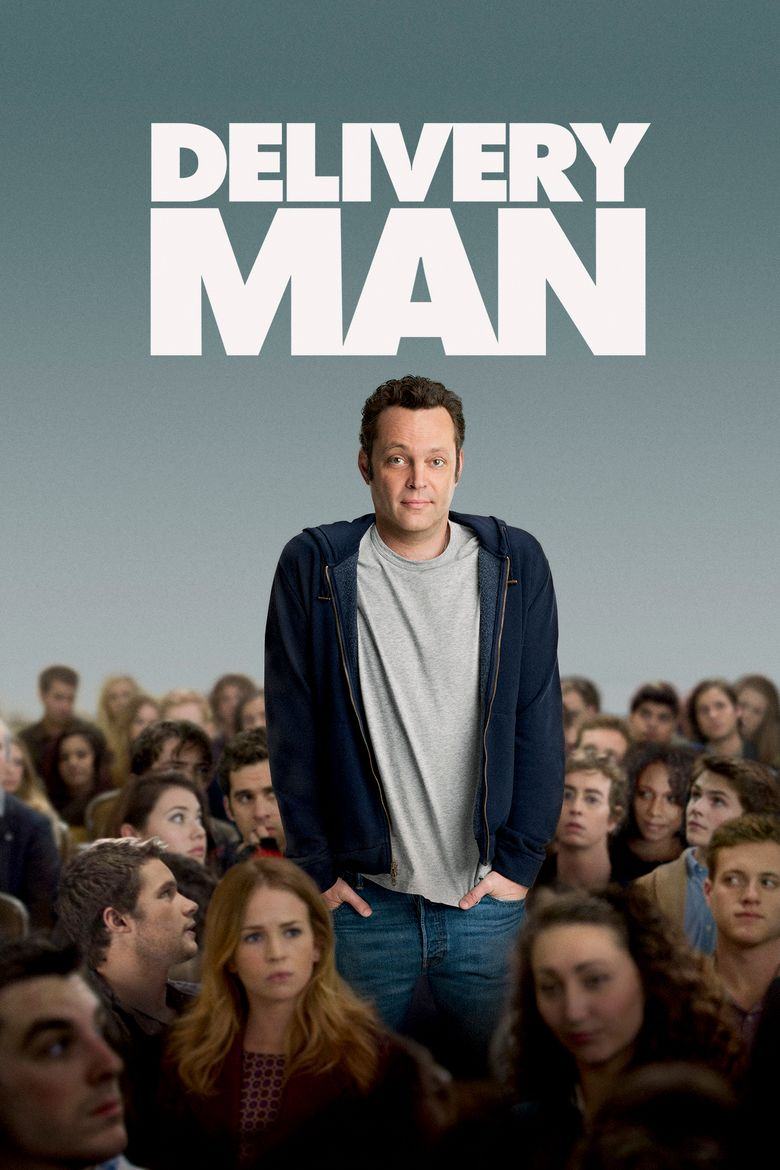 Delivery Man (film) movie poster