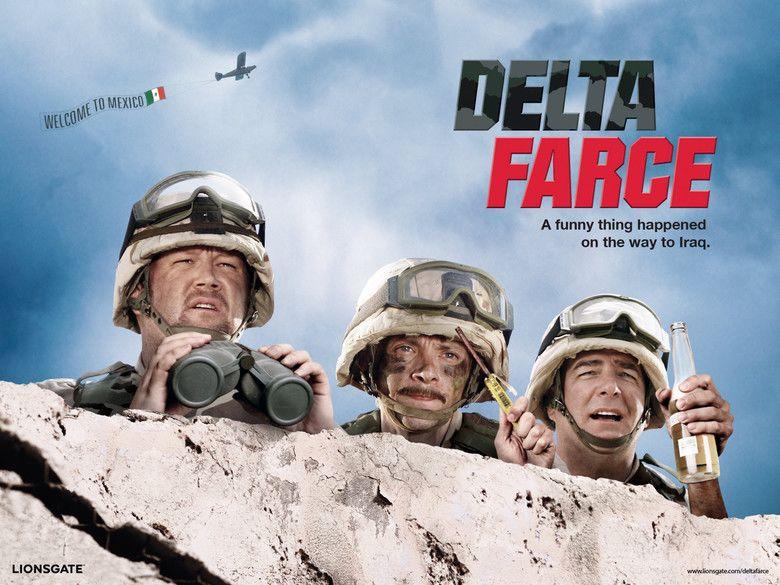 Delta Farce movie scenes