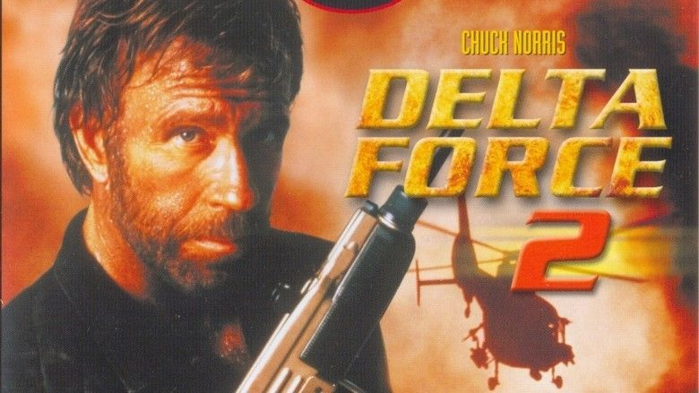 Delta Force 2: The Colombian Connection movie scenes