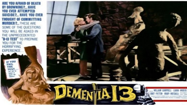Dementia 13 movie scenes