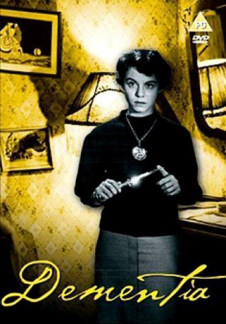 Dementia (1955 film) movie poster