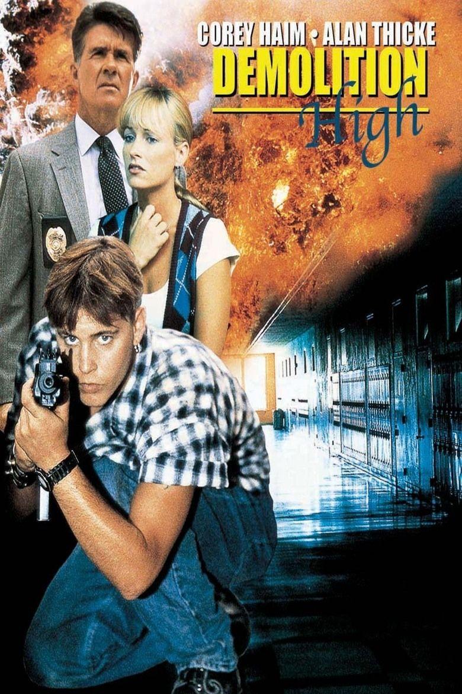Demolition High movie poster