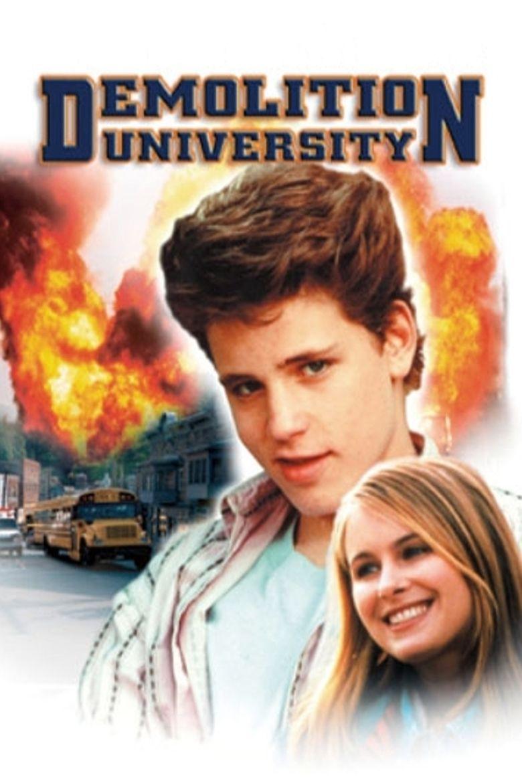 Demolition University movie poster