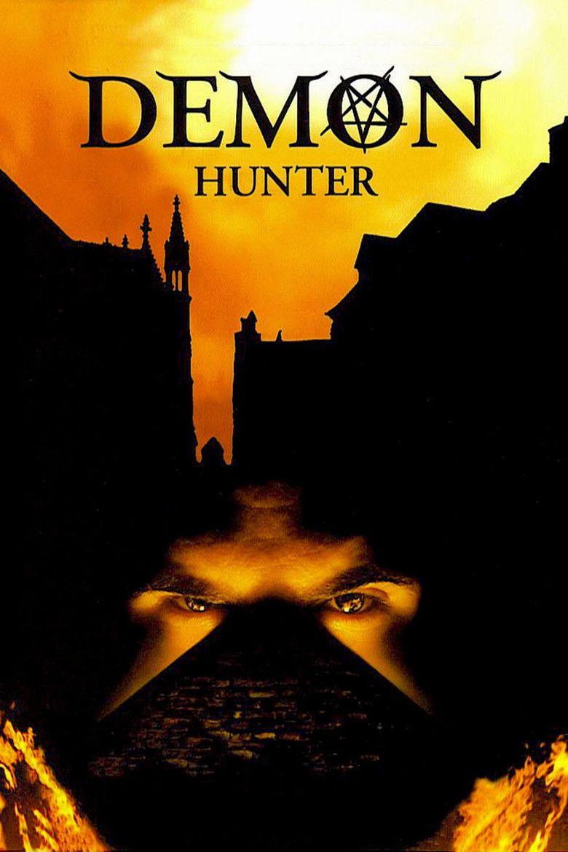 Demon Hunter (film) movie poster