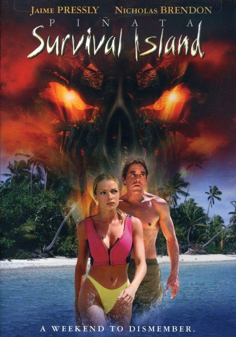 Demon Island movie poster