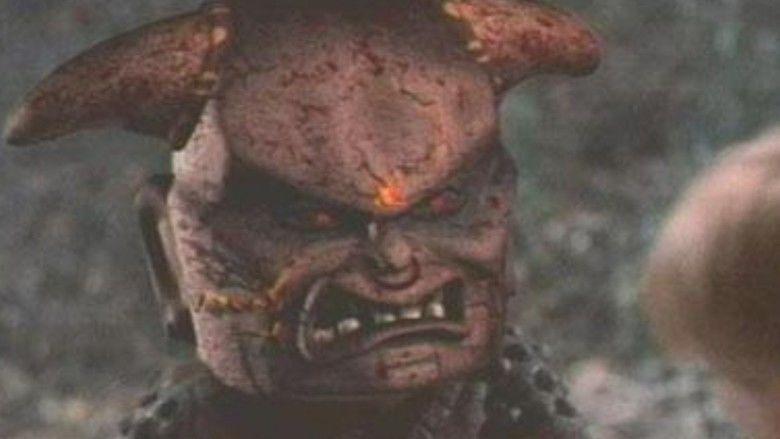 Demon Island movie scenes