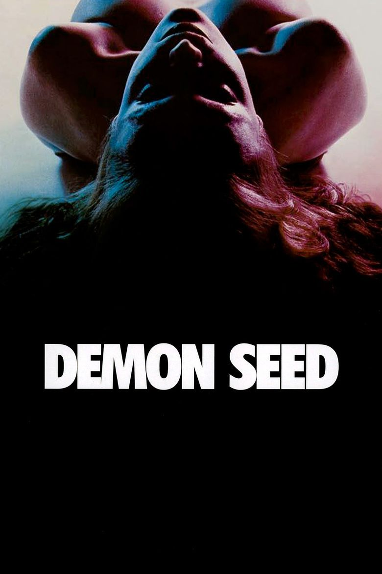 Demon Seed movie poster