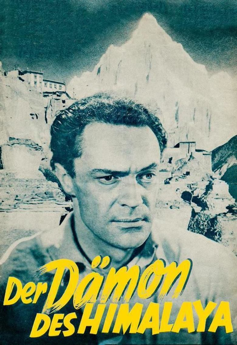 Demon of the Himalayas movie poster