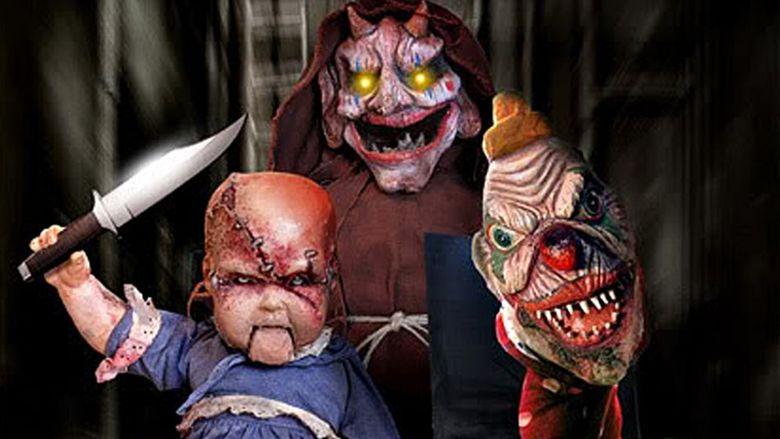 Demonic Toys 2 movie scenes