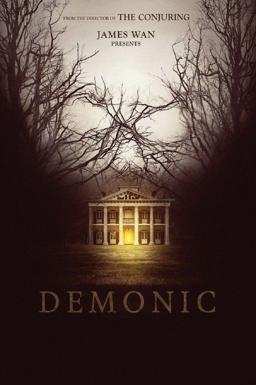 Demonic (film) movie poster