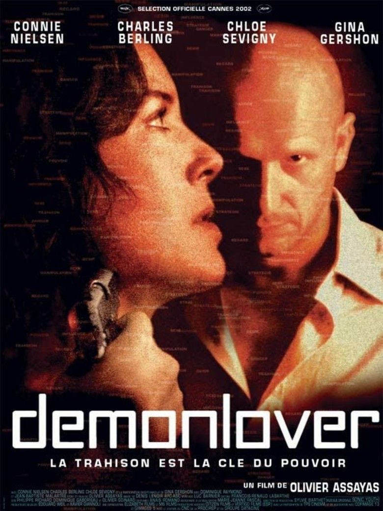 Demonlover movie poster