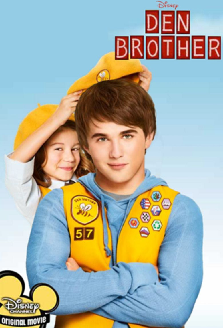 Den Brother movie poster