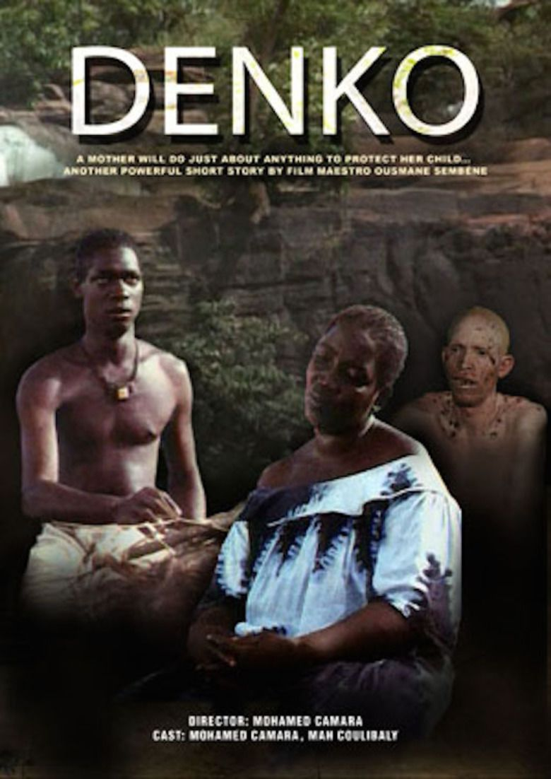 Denko movie poster