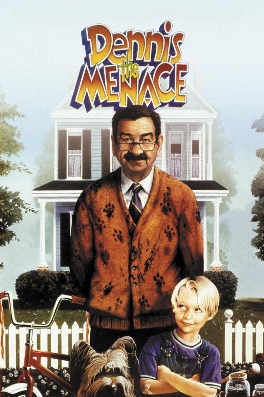 Dennis the Menace (film) movie poster