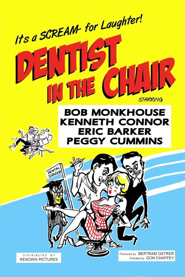 Dentist in the Chair movie poster