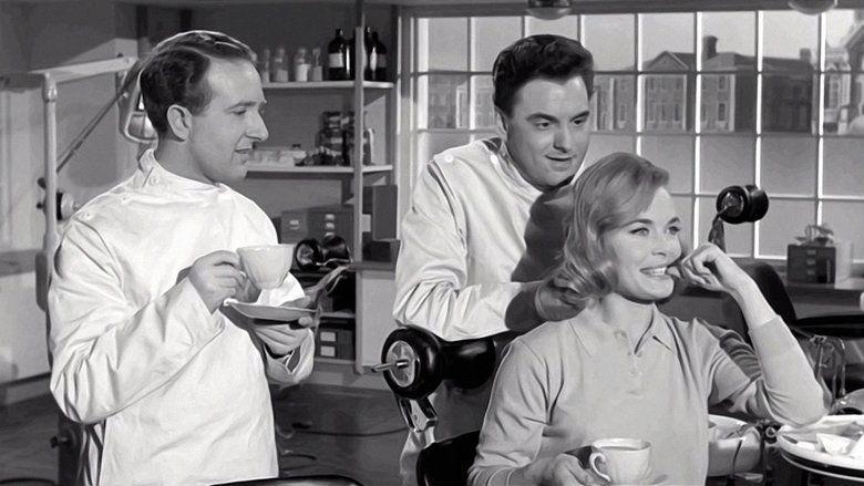 Dentist on the Job movie scenes