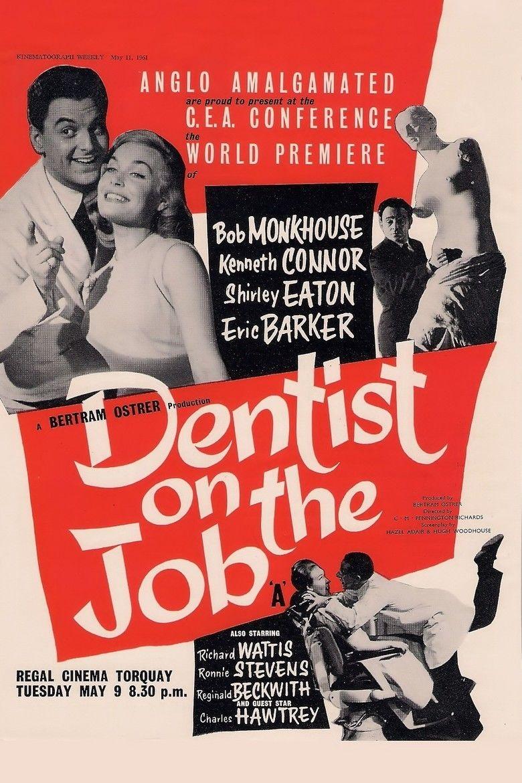 Dentist on the Job movie poster