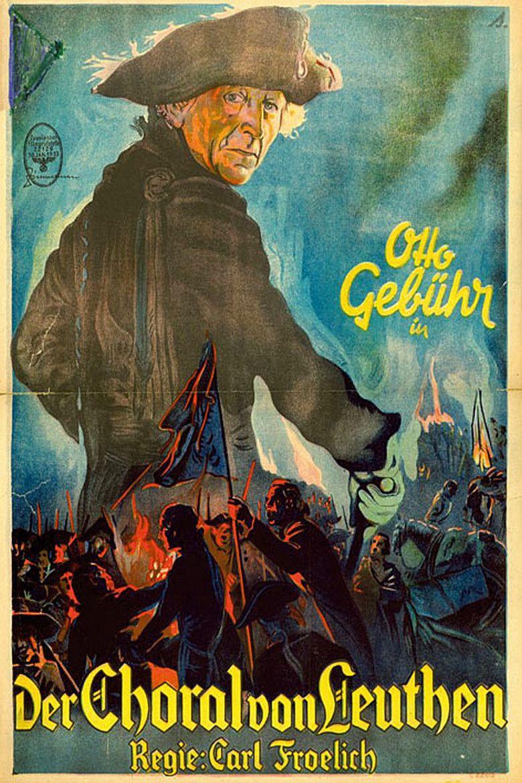 Der Choral von Leuthen movie poster