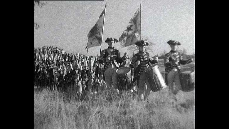 Der Choral von Leuthen movie scenes