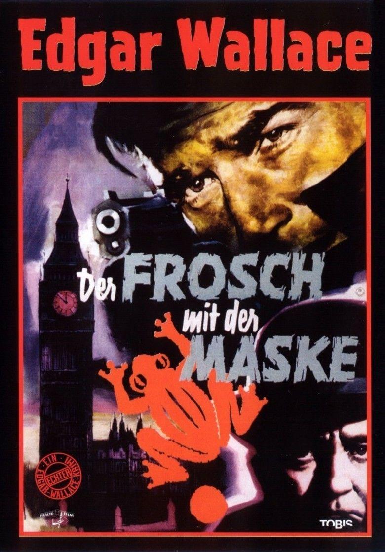 Der Frosch mit der Maske movie poster