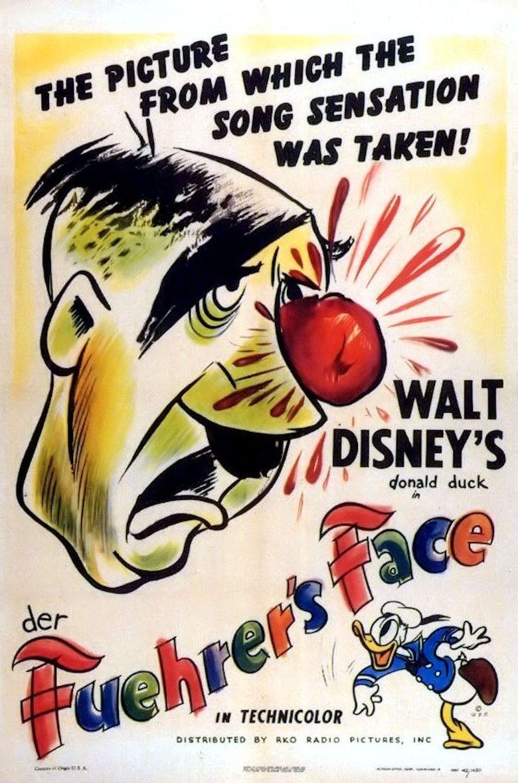Der Fuehrers Face movie poster