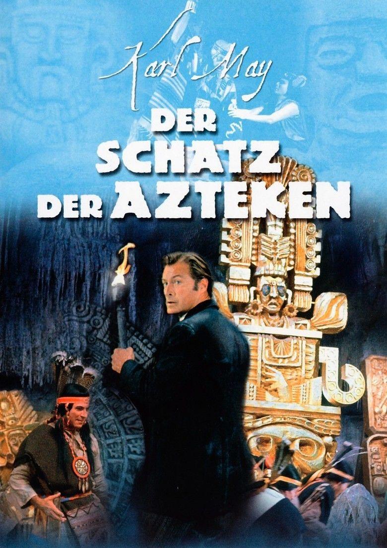 Der Schatz der Azteken movie poster