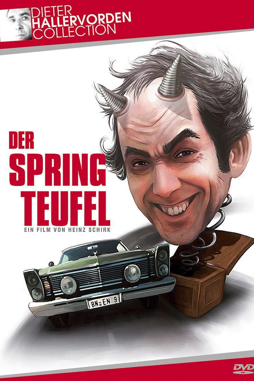 Der Springteufel movie poster