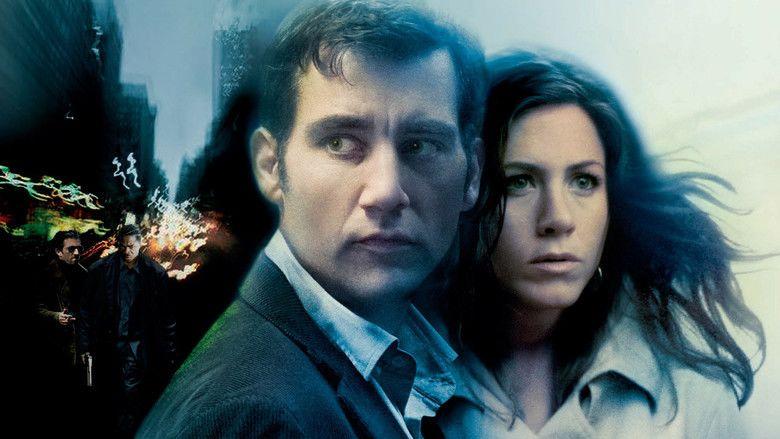 Derailed (2005 film) movie scenes