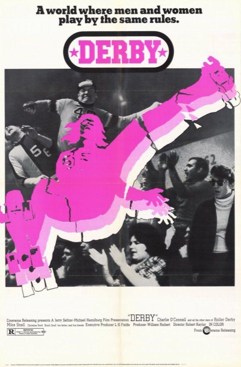 Derby (1971 film) movie poster