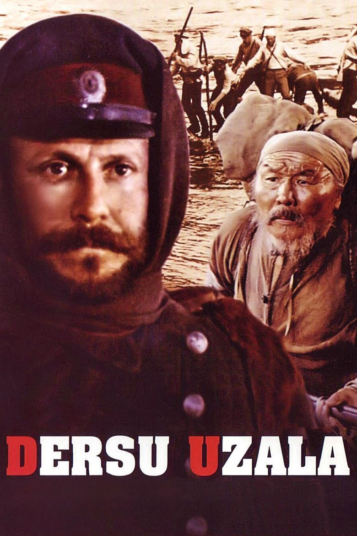 Dersu Uzala (1975 film) movie poster
