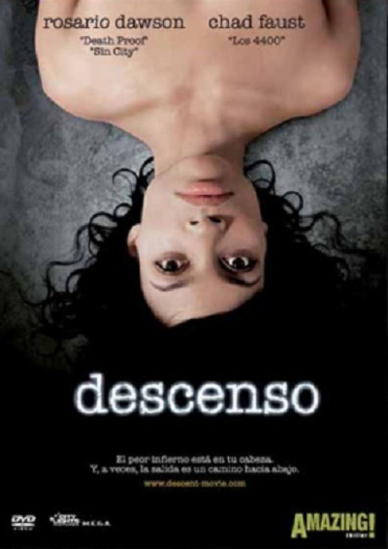 Descent (2007 film) movie poster