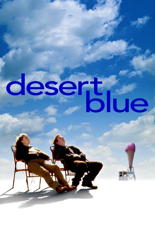 Desert Blue movie poster