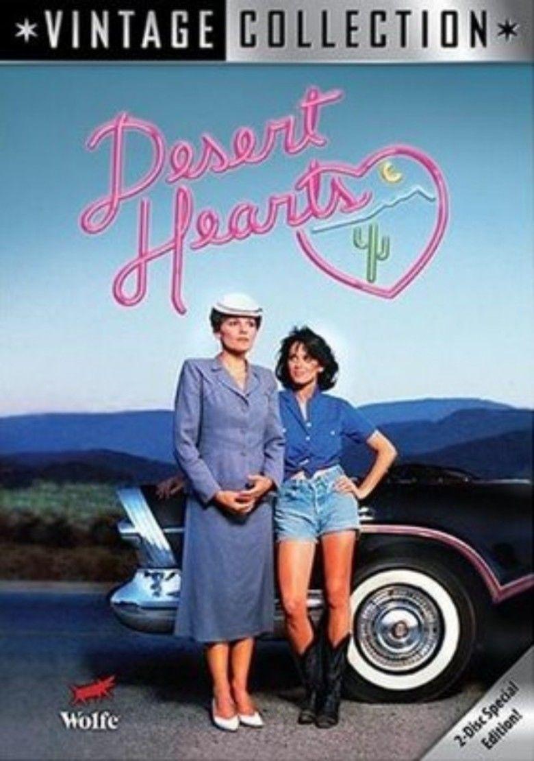 Desert Hearts movie poster