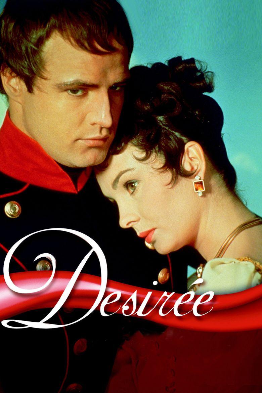 Desiree (film) movie poster