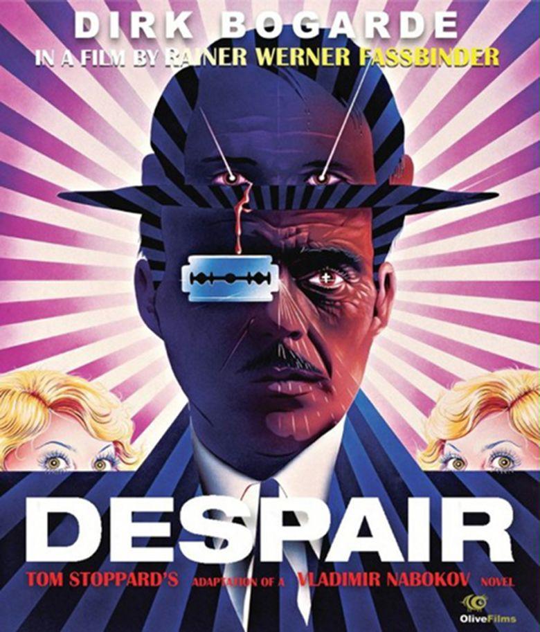 Despair (film) movie poster