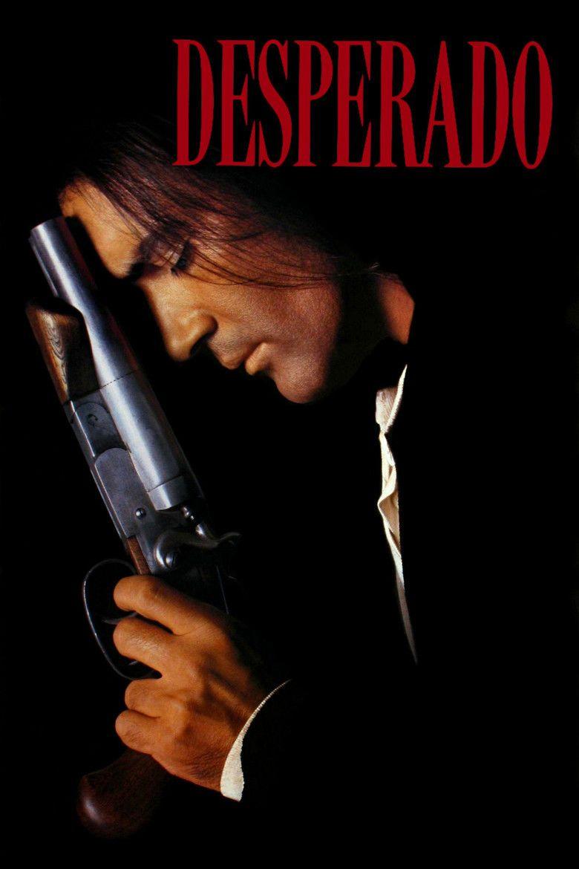 Desperado (film) movie poster