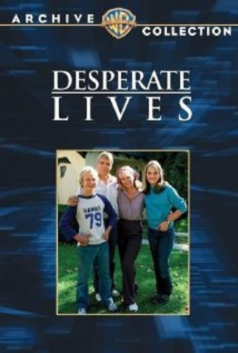 Desperate Lives movie poster