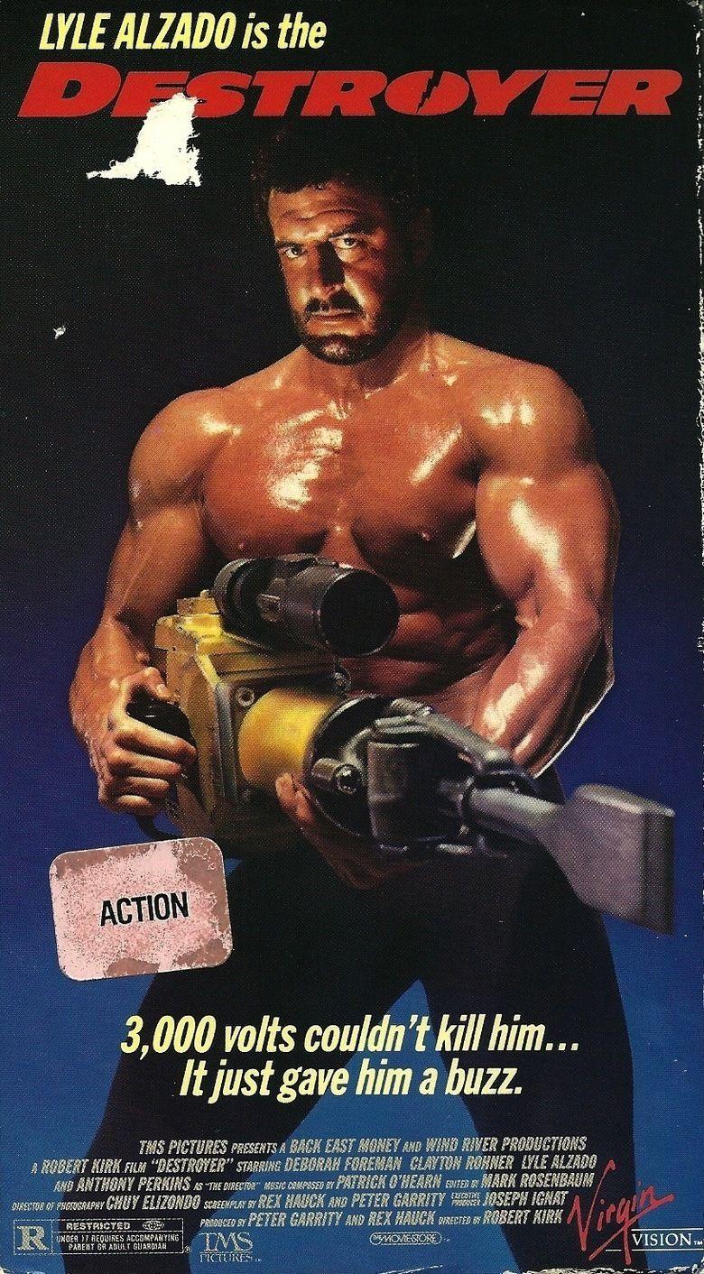 Destroyer (film) movie poster