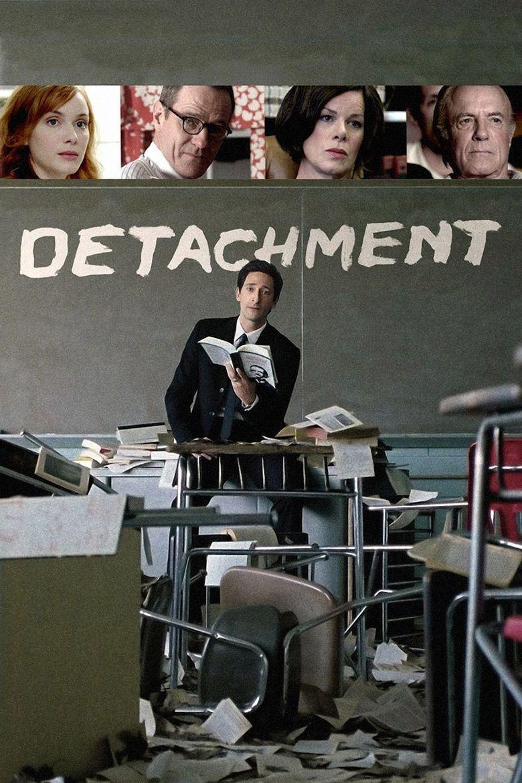 Detachment (film) movie poster