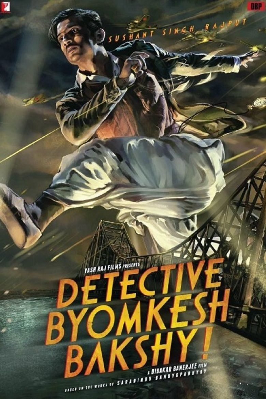 Detective Byomkesh Bakshy! movie poster
