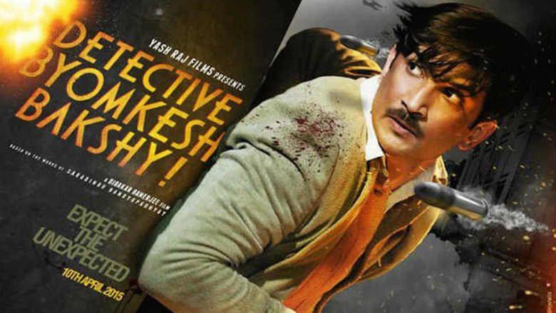 Detective Byomkesh Bakshy! movie scenes