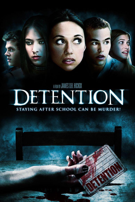 Detention (2010 film) movie poster