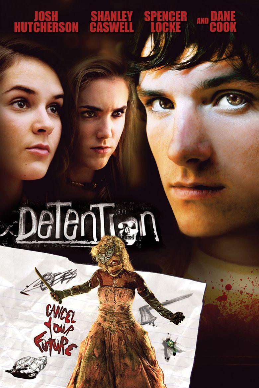 Detention (2011 film) movie poster