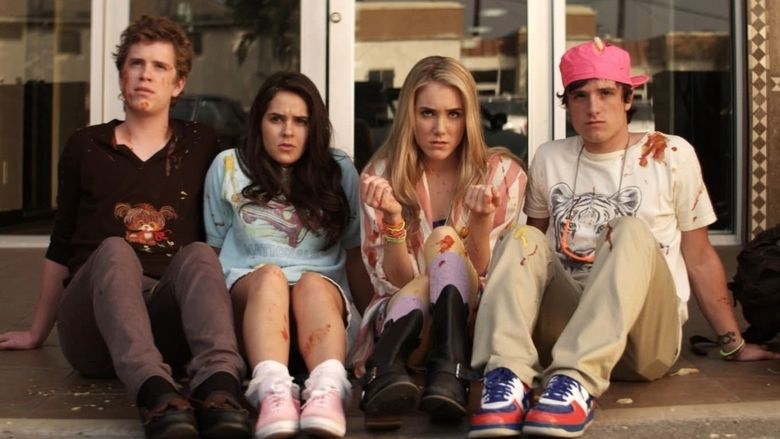 Detention (2011 film) movie scenes
